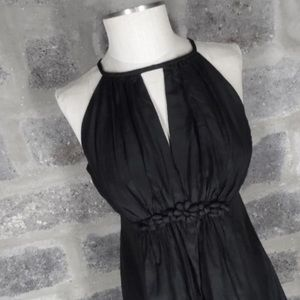 Esley dress - silk and cotton